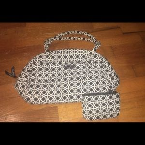 Large Vera Bradley Purse & Wallet